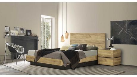Διπλο Κρεβάτι LOFT2