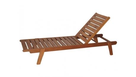 Ξαπλώστρα ξυλινη DIAMANTE