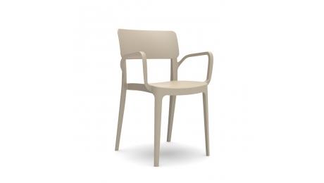 Πολυθρόνα πολυπροπυλενιου PANORA