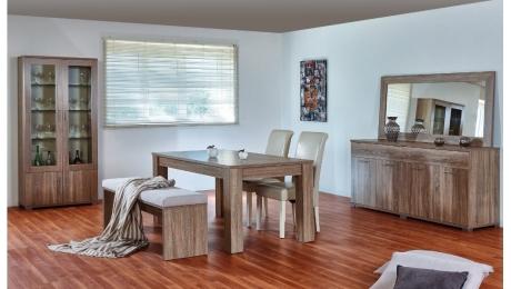 Τραπέζι επεκτεινόμενο 11421507 90+42x150cm