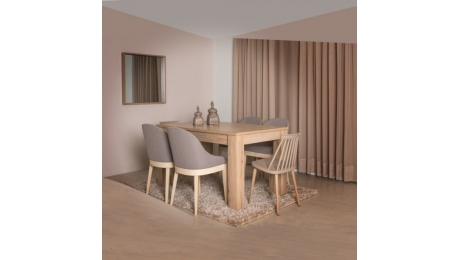Τραπέζι σταθερο 11421705 170x90cm
