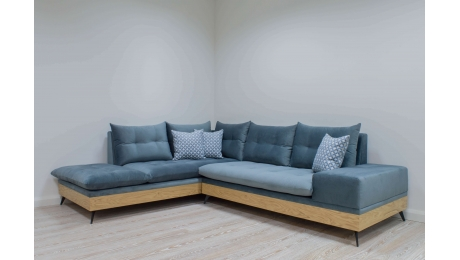 Γωνιακός Καναπές CARLO