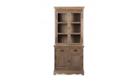 Βιτρίνα ξυλινη 718-4007