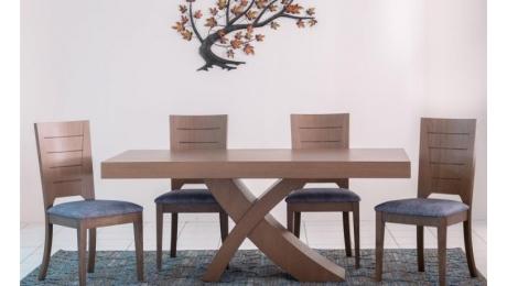 Τραπέζι επεκτεινόμενο T7 180+40x90cm