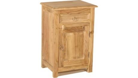 Κομοδίνο ξύλινο 720-1148