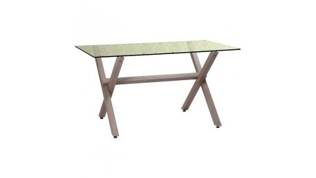 Τραπέζι γυάλινο  618-16-010