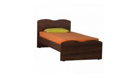 Μονό Kρεβάτι WAVE με Τάβλες