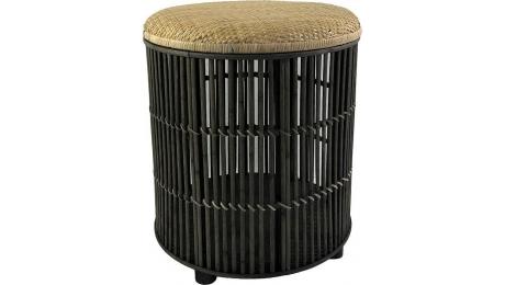 Σκαμπό Σαλονιού ξύλινο 3-50-270-0002
