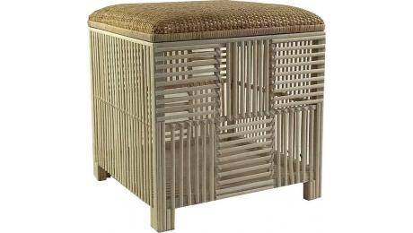 Σκαμπό Σαλονιού ξύλινο 3-50-270-0003