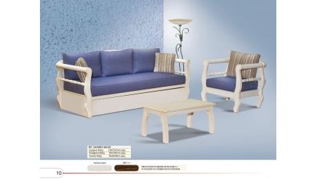 Καναπές-Κρεβάτι NAXOS ΜΕ Κρεβάτι