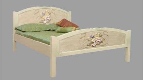 Διπλο ξύλινο κρεβατι ZOG