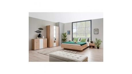 Διπλό κρεβάτι RITMO 160