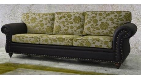 Καναπές τριθέσιος FEDRA