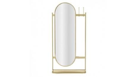 Καθρέπτης τοίχου/κρεμάστρα 3-95-954-0012