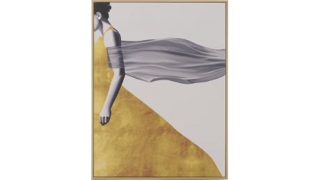 Πίνακας καμβας-printed 3-90-250-0002 60Χ2.5Χ80cm