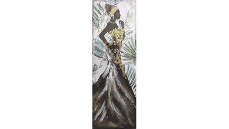 Πίνακας καμβας-printed 3-90-519-0163 50x150cm