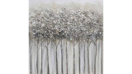 Πίνακας καμβας FOREST 108-92-909 60x3x60cm