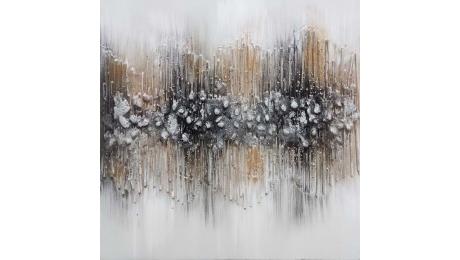 Πίνακας καμβας 108-92-898 60x3x60cm
