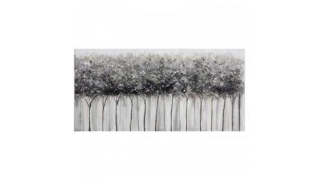Πίνακας καμβας FOREST 108-92-911 120x3x60cm