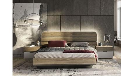Διπλό κρεβάτι COSMOS