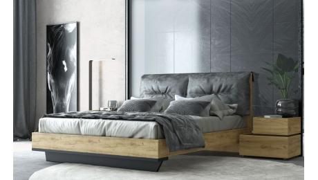Διπλο Κρεβάτι LOFT