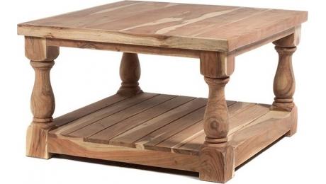 Τραπεζάκι Σαλονιού ξύλινο 995-0296