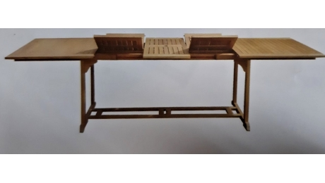Τραπέζι  Επεκτ. MONASTERY 190/270x90x75cm