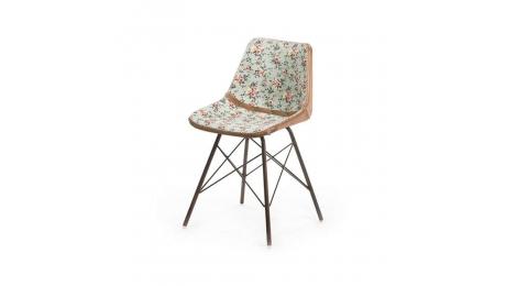 Καρέκλα με floral σχέδιο  995-0023