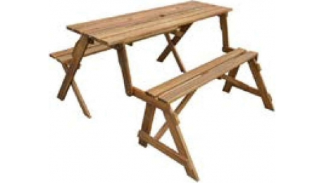 Πολυμορφικο Τραπέζι-Καναπέ 135x128
