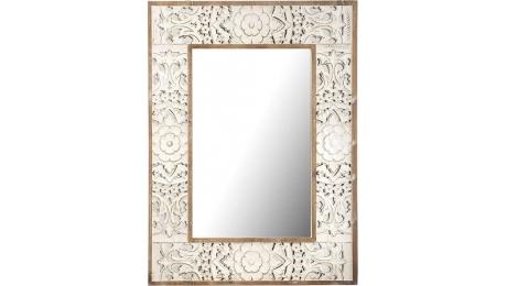 """Καθρέπτης """"Almirah"""" με σκάλισμα 305-2167 70*2.5*90"""