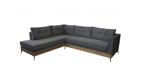 Γωνιακός Καναπές WOODY